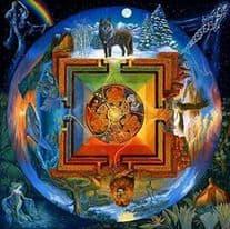 Trije svetovi v šamanizmu