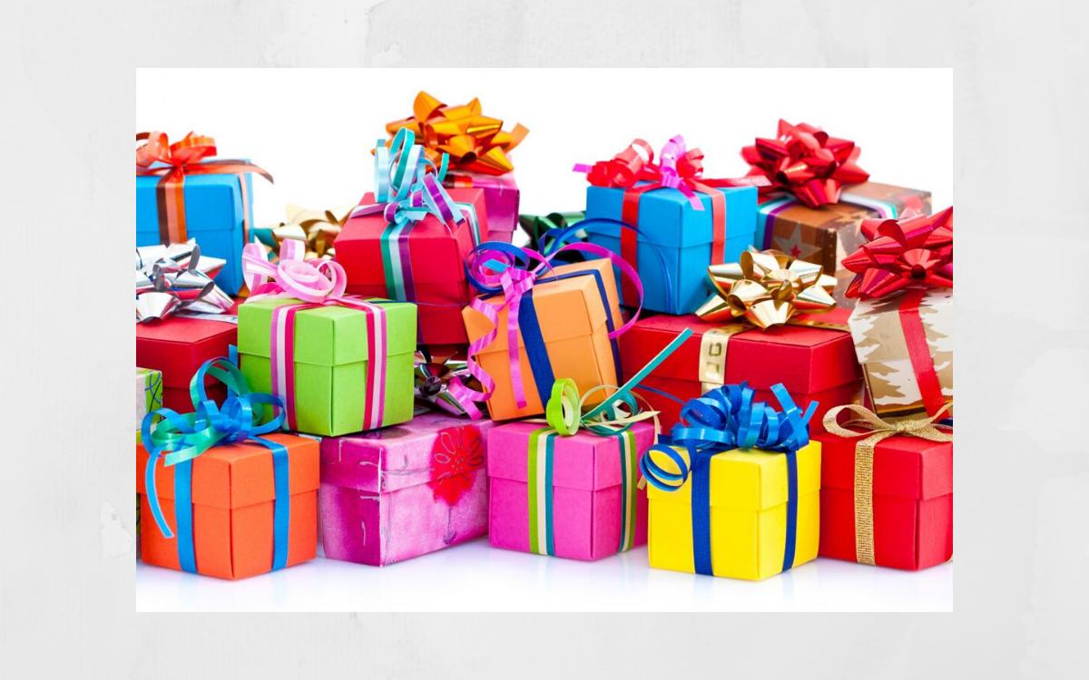 Podarite darilne kartice kot izvirno darilo!
