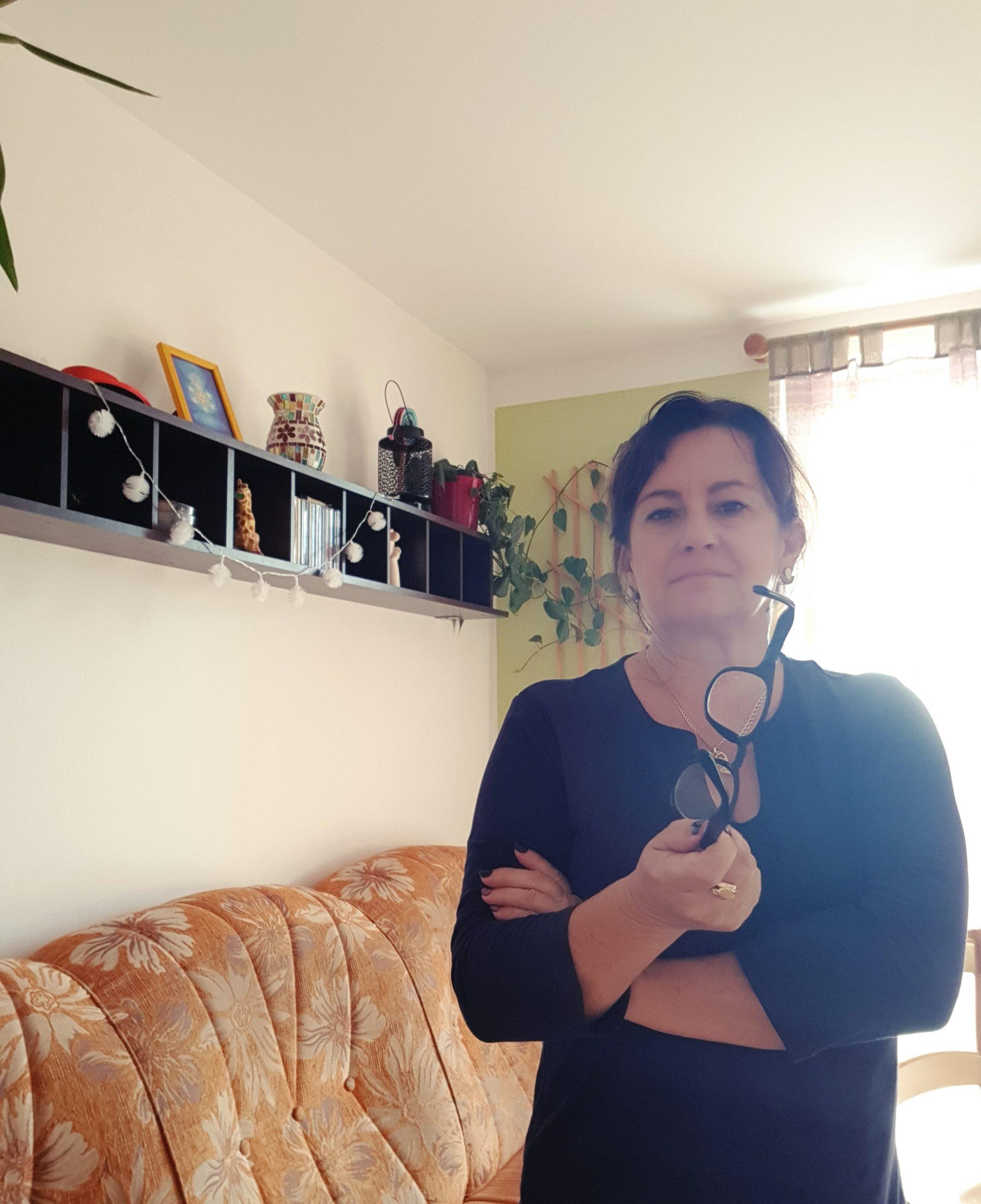 Marija Košir spletno izobraževanje
